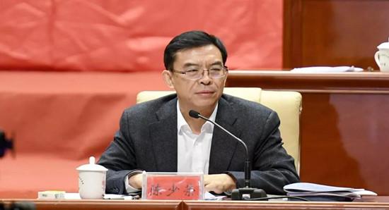 市委副书记、市长陈少荣出席会议并讲话