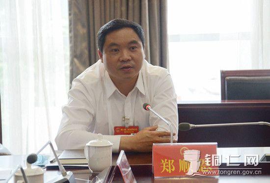 市应急管理局局长郑顺恩