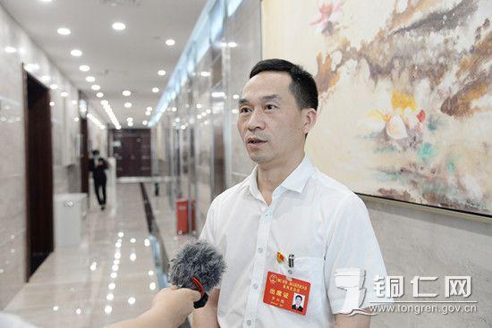 江口县发改局局长、统计局局长罗兴隆
