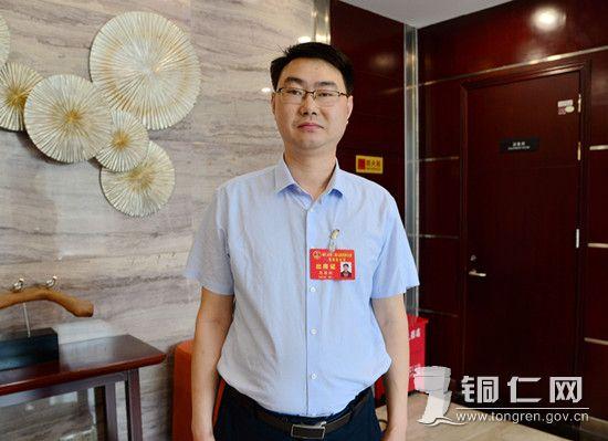 印江县筑建局党委书记 局长吕昌林