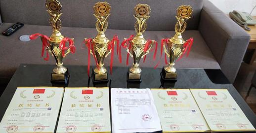 恭喜!銅仁一中初級中學斬獲全國啦啦操聯賽4項大獎